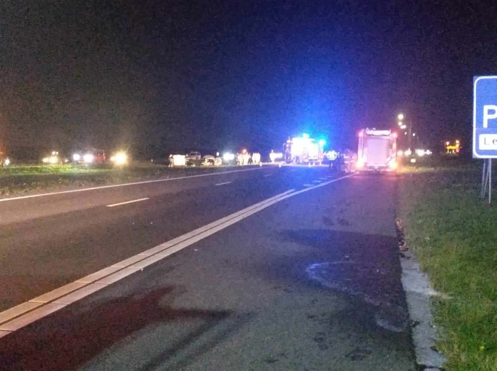 Dode en een gewonde bij Ernstige ongeluk op A6 bij Rutten