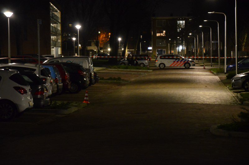 Politie onderzoekt mogelijk schietincident in Leeuwarden