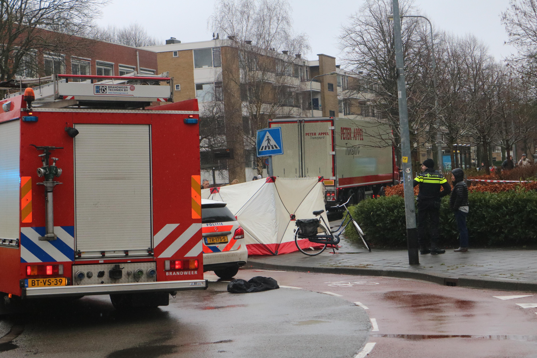 29 jarige inwoonster van Groningen komt om het leven bij verkeersongeval in de Binnenstad in Groningen