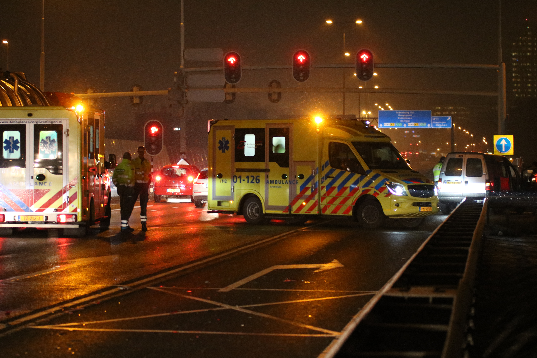 Flinke schade na Aanrijding in Groningen