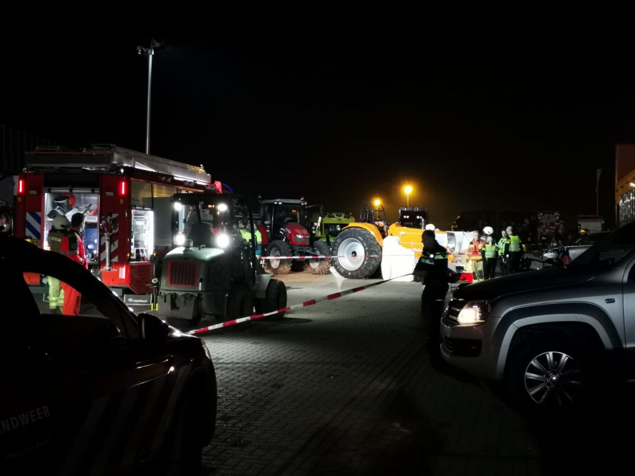 Een persoon komt om het leven bij Eenstige ongeval in Assen