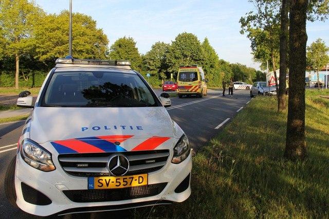 Flinke schade na ongeval bij Staphorst