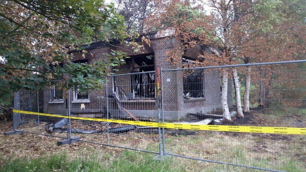 Politie doet onderzoek naar Brandstichting in leegstaande woning in de Hemrik
