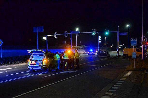 Flinke schade na Aanrijding tussen auto en bestelbusje