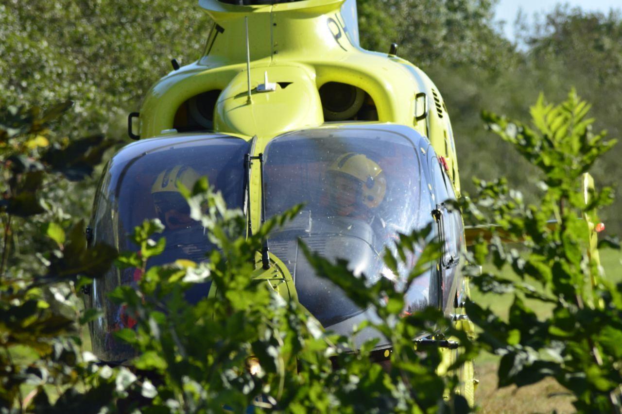 Kraanmachinist komt om het leven na Ernstigs bedrijfsongeval in Heerenveen