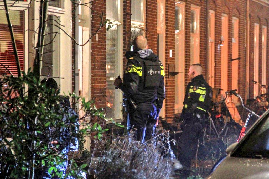 Een gewonde en aanhouding bij een geweldincident in Leeuwarden