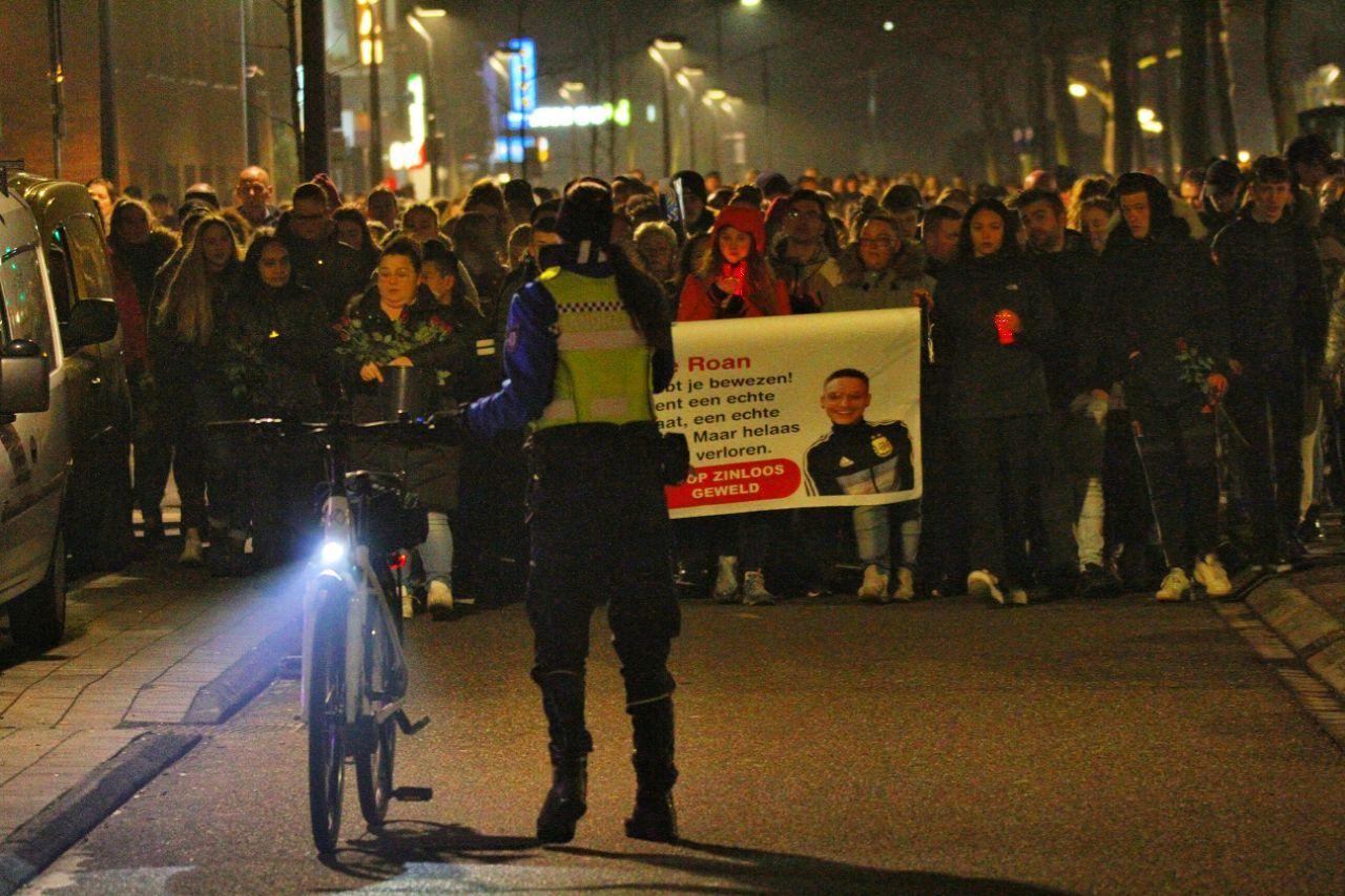 """100 dagen jeugddetentie voor de 14 jarige inwoner uit Gorredijk die betrokken was bij doodsteken van Roan Brilstra"""""""