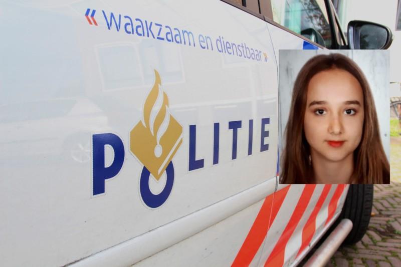 VERMIST: 14-jarige Julia Walicka uit Drachten