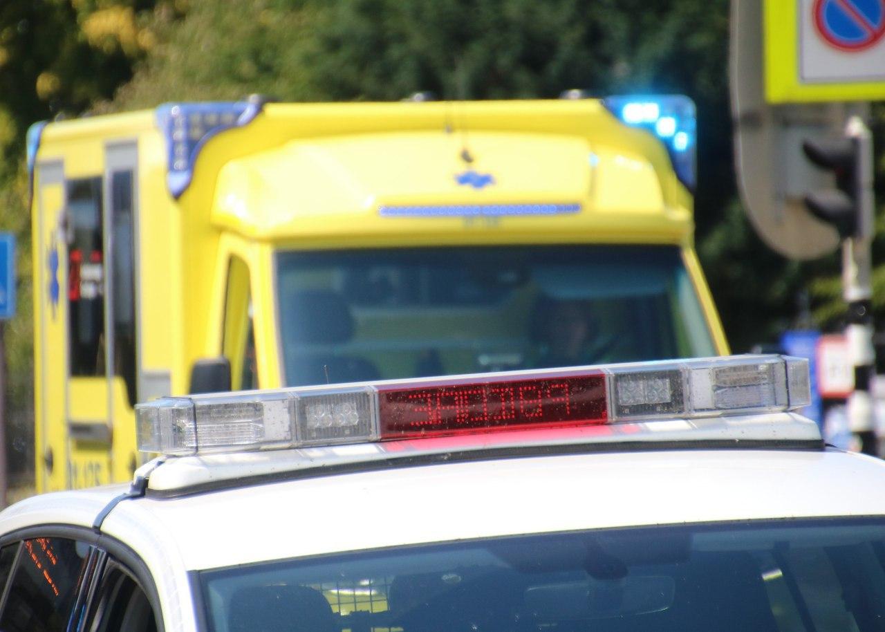 Bestuurder van het busje komt om het leven na Ernstige aanrijding met Vrachtwagen