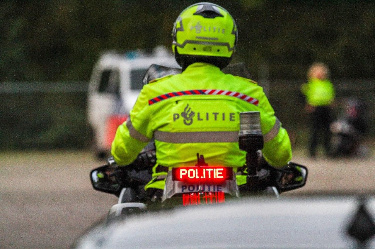 31 overtredingen bij politie controle bij de joure