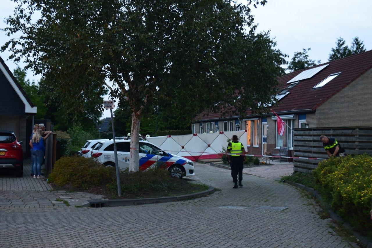 Overleden persoon aangetroffen na woningbrand aan De Bjirken in De Westereen