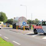 Fietser raakt Ernstig gewond na aanrijding met auto in Gorredijk