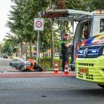 Scooterijder raakt gewond na aanrijding met Automobilist aan de Ringweg in Drachten