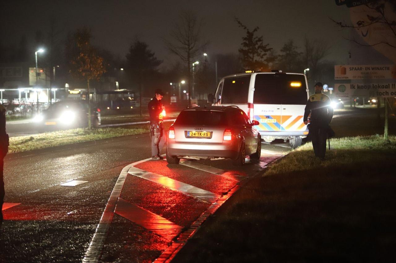 Update drie personen aangehouden in Drachten voor opruiiing tot rellen