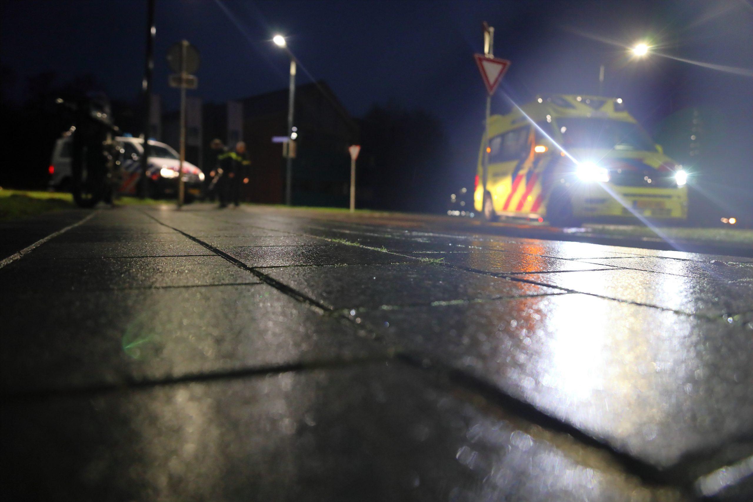 Verschillende ongelukken in Friesland door gladde wegen
