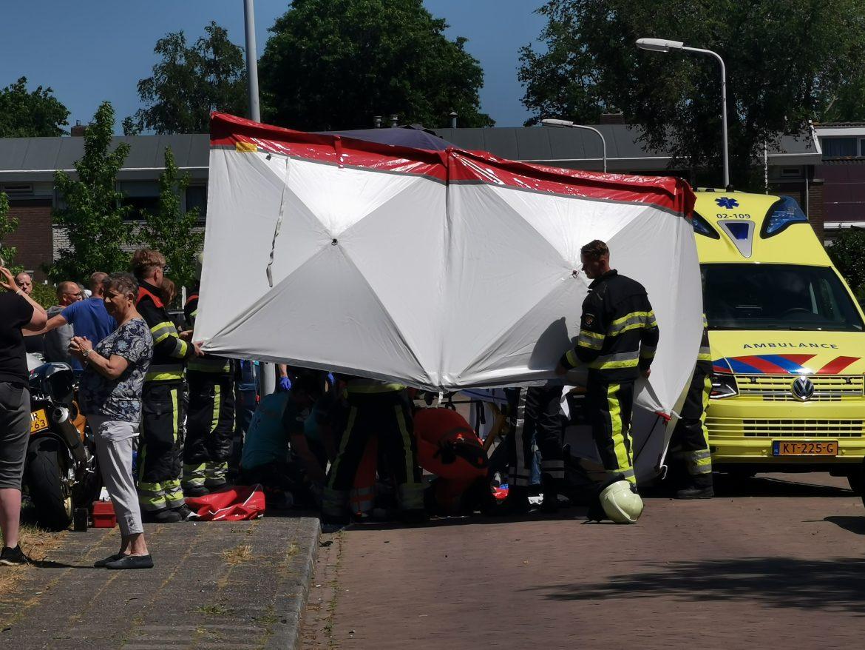 44-jarige motorrijder uit Sumar komt om het leven na ernstige ongeval in Drogeham