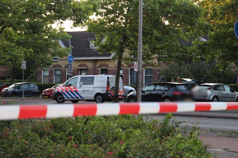 Meerdere schoten gelost bij schietincident in Leeuwarden